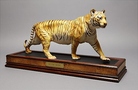 Franklin Mint tiger