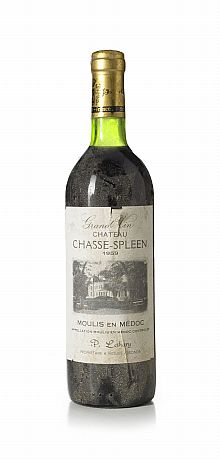 1959 Château Chasse-Spleen