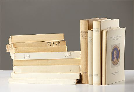 Antiquarian catalogues from Ulrico Hoepli