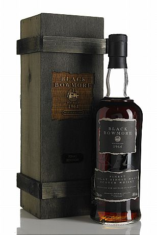 1964 Black Bowmore Final Edition