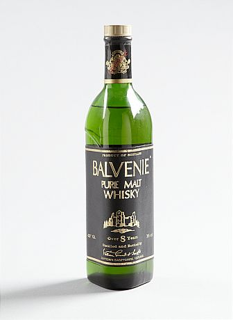 Balvenie over 8 Years Pure Malt Whisky