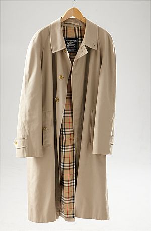 Trenchcoat herr burberry