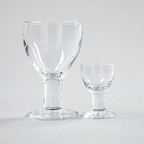 Glas Signe Persson Melin