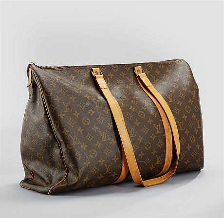 Louis Vuitton, Paris, weekend bag