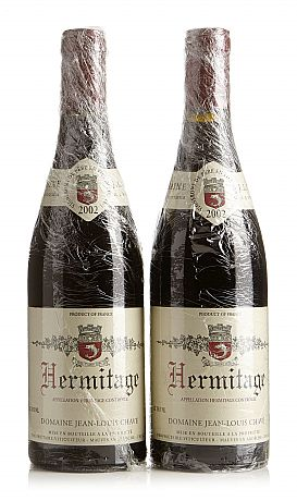 2002 Hermitage, Chave