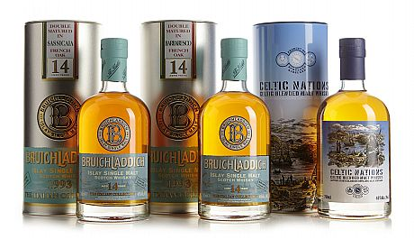 Bruichladdich Italian Collection