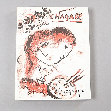 Original lithographs by Chagall