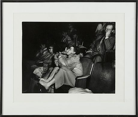 Weegee Lovers at the Palace Theatre II