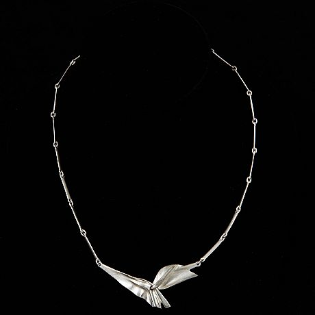 Collier sterlingsilver Lapponia