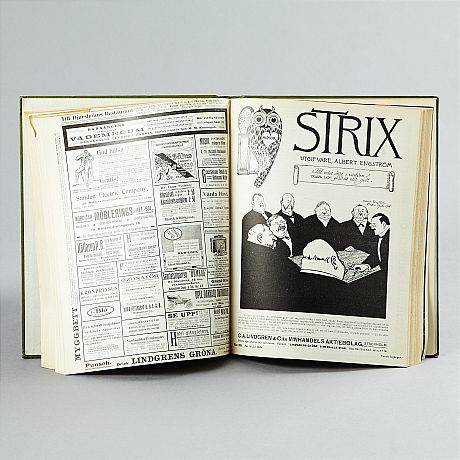 Strix böcker 28 vol