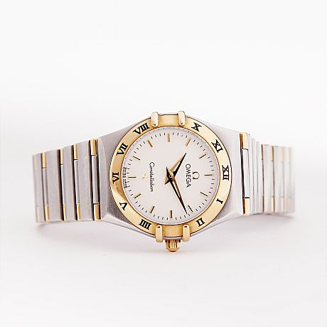 Omega Constellation damarmbandsur