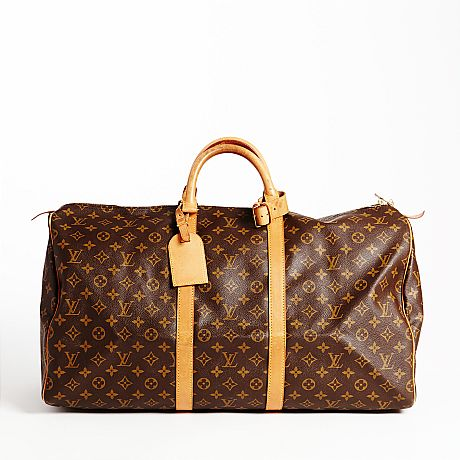 Louis Vuitton, resväska