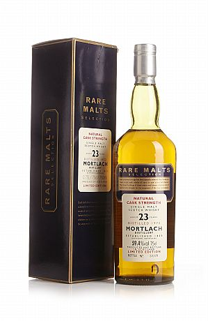 1972 Mortlach 22 Years Old Cask Strenght