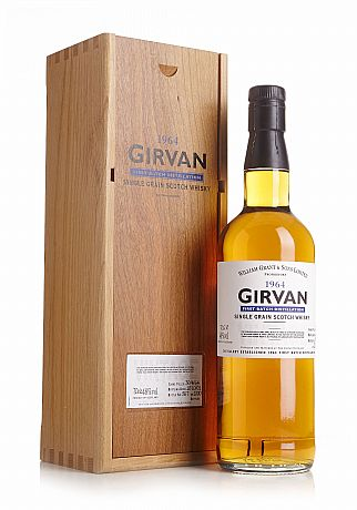 1964 Girvan First Batch Distillation