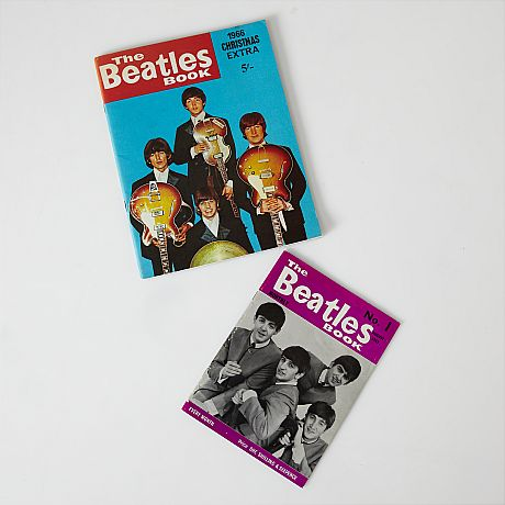 The Beatles Magasin