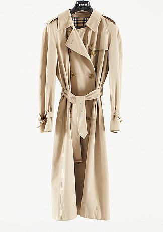 burberry trenchcoat dam
