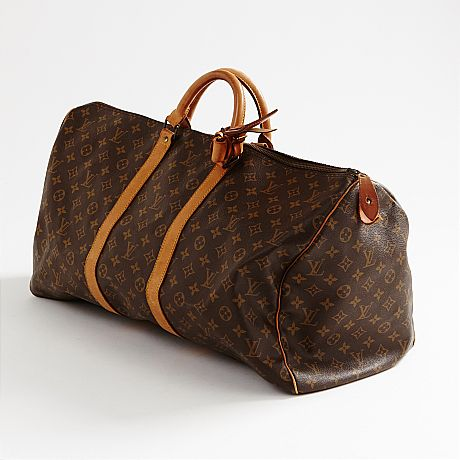 Weekend bag Louis Vuitton Keepall 55