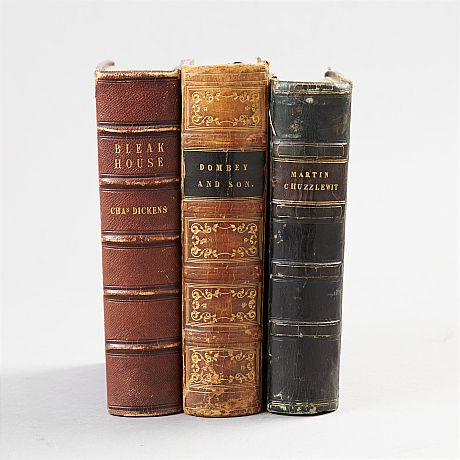 Dickens firstl book editions