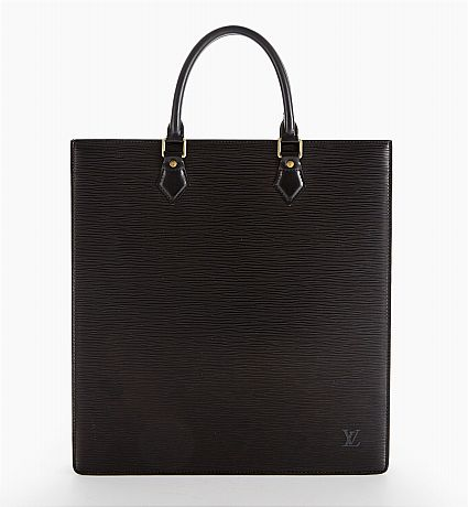 Louis Vuitton, tote Sac Plat Tote Bag i svart