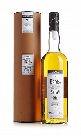 Brora 30 Years Natural Cask Strength