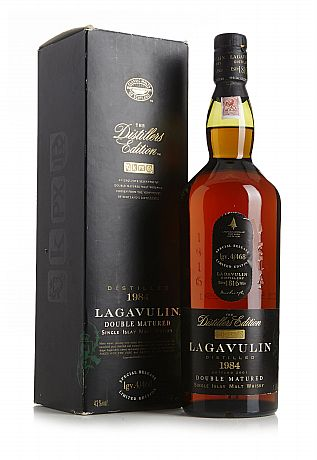 1984 Lagavulin The Distillers Edition
