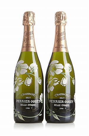 1990 Belle Epoque, Perrier Jouët