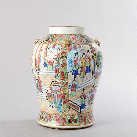 Canton Vase (Selected)