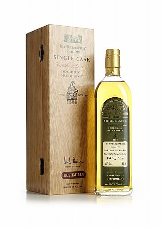 Bushmill's 1990 Single Cask