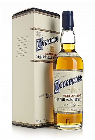 Convalmore 28 Years Old Cask Strenght