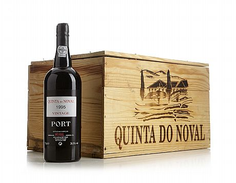 1995 Quinta do Noval Vintage Port