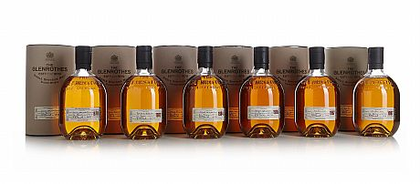 Mixed lot: 1979-1987 Glenrothes