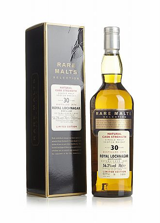 Royal Lochnagar 1974, Rare Malts
