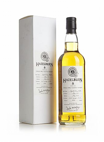 Mixed lot: Hazelburn & Longrow Springbank Society