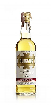 Dunglass 5 Years Old Pure Malt Whisky