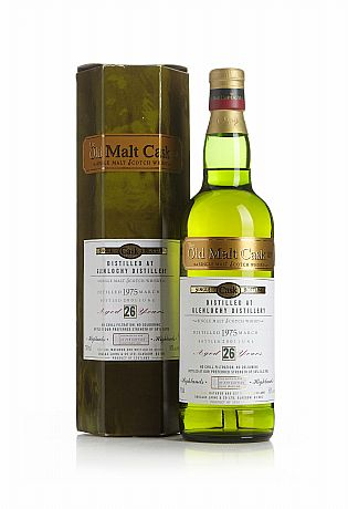 Glenlochy 1975 26 Years Old Makt Cask Series