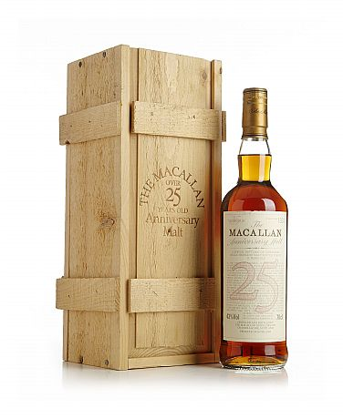 The Macallan 25 Years Anniversary Malt