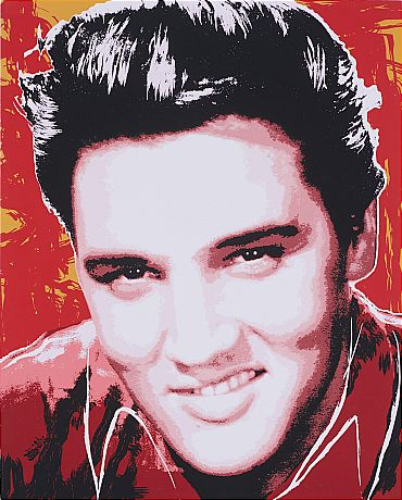 Tom Moore Elvis