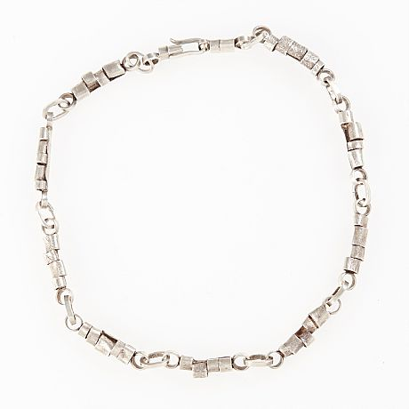 Collier silver Claes Giertta
