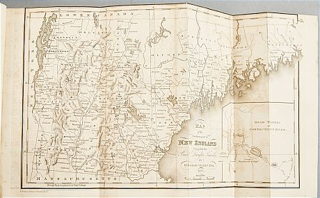 Travels; In New England and New York 1823