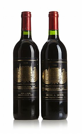 Mixed lot: 1988 & 1989 Château Palmer
