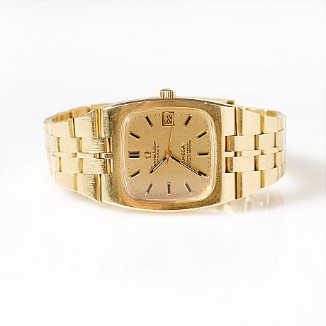 Armbandsur Omega Constellation