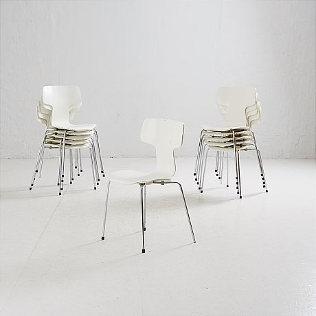 Hammer chair Arne Jacobsen