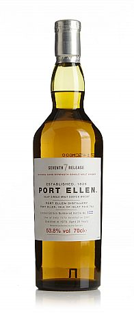 Port Ellen 1979 28 Years Old Cask Strength, 7th