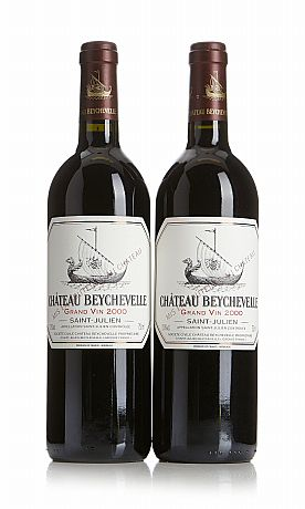 2000 Château Beychevelle