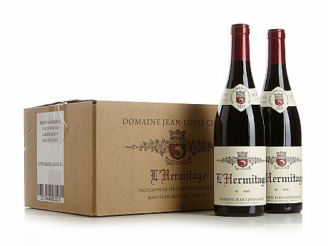 2011 Hermitage Rouge, J-L Chave