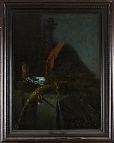 Jan Christian Poortenaar stilleben