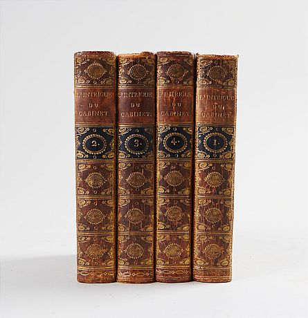 Royal provenance, 4 vol.