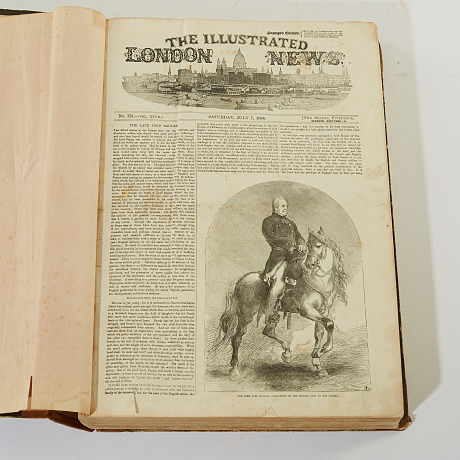 The Illustrated London News 1855