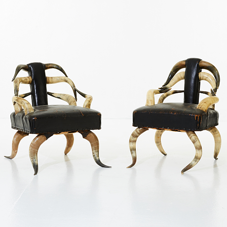 Horn Chairs