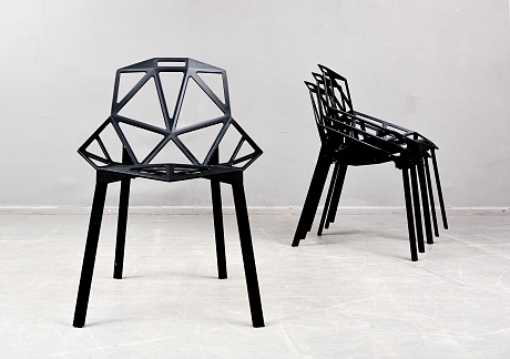 auktion konstantin grcic stolar 39 chair one 39 stockholms auktionsverk online 496520. Black Bedroom Furniture Sets. Home Design Ideas